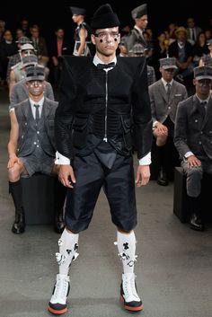 Thom Browne - Spring 2015 Menswear - Look 35 of 39