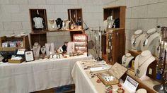 Carnelian Sol Designs at Warner Springfest Jewellery Display, Carnelian, Table Settings, Jewelry, Design, Art, Art Background, Jewlery, Jewerly