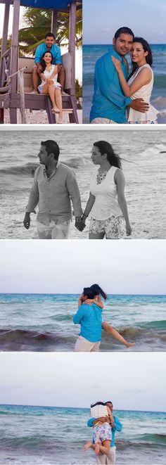 E-sessions Riviera Maya. Cancun, Playa del Carmen & Tulum.