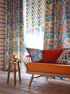 カーテンを選ぶ   カーテン・椅子張り・輸入壁紙・ラグ MANAS   マナトレーディング