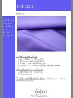 El dossier de las telas Skarlett Fabric Yarn, How To Dye Fabric, Sewing Hacks, Sewing Projects, Fabric Patterns, Sewing Patterns, Fashion Terms, Sewing School, Fashion Dictionary