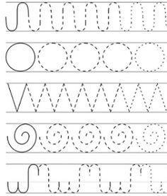 Free printable shapes worksheets for toddlers and preschoolers. Preschool shapes activities such as find and color, tracing shapes and shapes coloring pages. Tracing Worksheets, Shapes Worksheets, Kindergarten Math Worksheets, Preschool Printables Free Worksheets, Toddler Worksheets, Handwriting Worksheets, Number Worksheets, Handwriting Practice, Preschool Writing
