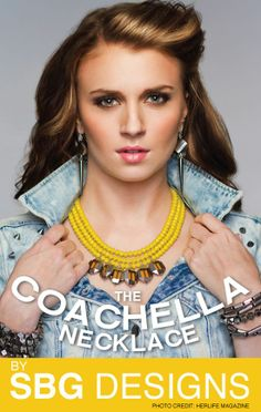 The Coachella Neckla jewelry #trends 2014 jewelry trends 2013
