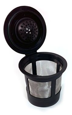 Best reusable k-cup filter on earth! http://www.amazon.com/Kupajoe-Reusable-Single-Keurig-Stainless/dp/B00T3PUKFI/ref=sr_1_1?ie=UTF8&qid=1424575208&sr=8-1&keywords=reusable=kcup=filter