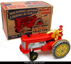 Tricky Tommy Tractor