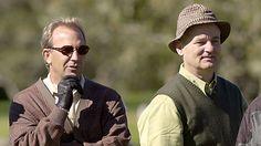 Kevin Costner golf   Kevin Costner and Bill Murray