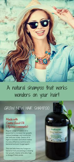 Feel and look great with Just Natural Products!