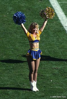 Image Detail for - Ultimate Cheerleaders » Los Angeles Rams