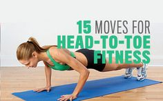15 strength moves for runners