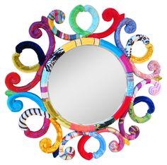 happy mirror