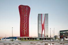 Hopes Tech: 15 самых эффектных небоскрёбов мира. Изображение № 53.