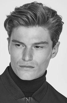 M&S Autograph AW16 | Men's Hairstyle Photos at FashionBeans.com
