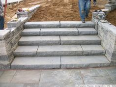 Tips, tactics, along with manual for acquiring the absolute best end result and also ensuring the maximum use of Landscape Architecture Patio Steps, Retaining Wall Steps, Front Porch Steps, Outdoor Steps, Backyard Patio, Backyard Landscaping, Landscaping Ideas, Front Door Landscaping, Landscape Steps