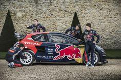 A Team PEUGEOT-Hansen aborda a segunda temporada do Campeonato do Mundo de Rallycross (World RX) com um apetite voraz. Timmy Hansen e o novo recruta Davy Jeanney irão incarnar esta ambição mundial ao volante dos seus PEUGEOT 208 WRX.