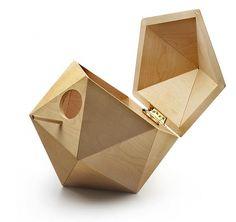 geo-birdhouse