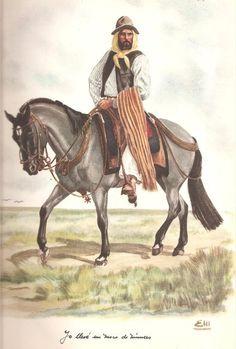 Incomodidad del caballo argentino en