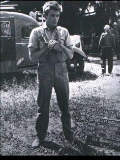 James Dean costume tests, east of eden | Flickr - Photo Sharing!