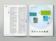 Brockhaus Encyclopedia Infographics on Behance