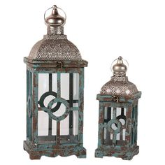 I pinned this 2 Piece Mill�sime Lantern Set from the Blue Note event at Joss and Main!