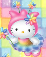 Hello Kitty Wallpapers and Screensavers | ... Hello Kitty Wallpaper For Mobile Phone(2) | Free Cell Phone Wallpapers