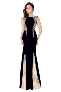 ORIENT BRIDE Women's Crystal Evening Dresses Mermaid Cap Sleeve Prom Gown >>> Additional details at the pin image, click it : Dresses Elegant Dresses, Beautiful Dresses, Nice Dresses, Prom Dresses, Formal Dresses, Long Dresses, Mermaid Evening Dresses, Evening Gowns, Evening Party