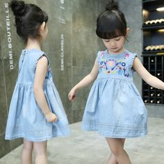 http://babyclothes.fashiongarments.biz/  2-7y, 2016 New Summer Girls Chinese Style Dress Kid Jeans Sundress Baby Floral Dress Children Cotton Dress Beautiful Comfortable, http://babyclothes.fashiongarments.biz/products/2-7y-2016-new-summer-girls-chinese-style-dress-kid-jeans-sundress-baby-floral-dress-children-cotton-dress-beautiful-comfortable/,  High quality, very fashion style ! Welcome to buy! ,     High quality, very fashion style ! Welcome to buy!       US Size                Suggest…