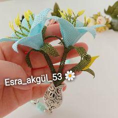 Fotoğraf açıklaması yok. Hobbies And Crafts, Knots, Elsa, Paper Crafts, Nikon, Floral, Flowers, Jewelry, Instagram