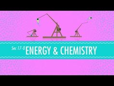 Crash Course! 10 minute videos about history, biology, chemistry and ecology. Very entertaining.