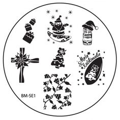 """Hawaiian Christmas"" Limited Edition Plate BM-SE1 - Available from http://www.bundlemonster.com/"