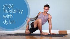 Yoga Flexibility Class with Dylan Werner Yoga