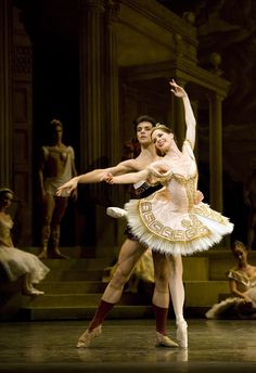 """Darcey Bussell in """"Sylvia"""" See more here http://simplyballet.weebly.com/inspiration.html"""