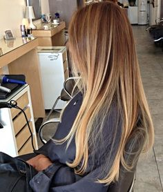 Beautiful Ombre Balayage at Gleam Hair Studio - Daily New Fashions