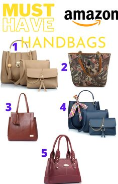 These products are certainly eye catching. Let's see what we have: 1.Women's Handbag With Sling Bag & Wristlet by Mammon 2.Women's Tote Bag by Star Dust 3.Women's Handbag by Speed X Fashion 4.Mammon - Blue PU Leather Handbag Combo 5.Fostelo - Women's Catlin Handbag A combination of Best selling and Deal of the day available on Amazon. Click on the image to see details and pick your choose that suits you. Top Selling Products Online, Suits You, Womens Tote Bags, Must Haves, Leather Handbags, Pu Leather, Eye, Things To Sell, Star