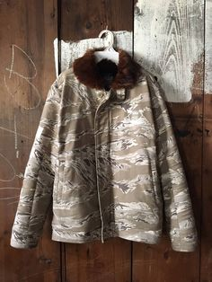 Undercover Undercover DAVF Fur Lined Coat Size US M / EU 48-50 / 2 - 1