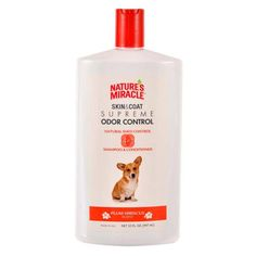 Nature Miracle Natural Shed Control Shampoo 32 ounce | Deodorizing Shampoo | Pawtastic Pet