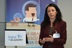 Ilaria Ciancaleoni Bartoli, la Fondatrice e Direttrice delle comunicazioni di Osservatorio malattie rare. #malattierare #D4Amalattierare #D4A
