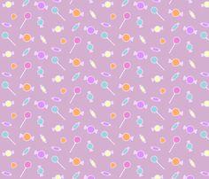 Bing Bong's Bag fabric by mochigrace on Spoonflower - custom fabric