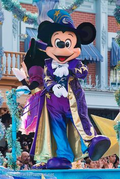 Aug 2014 -Mickey Mouse