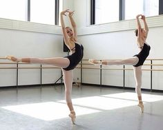 Study ballet together