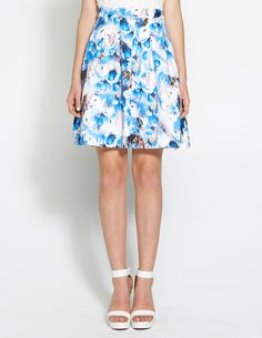 Image for Races Floral Skirt from Dotti