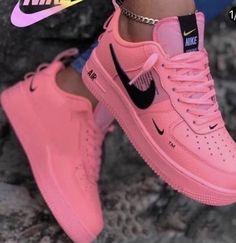Jordan Shoes Girls, Girls Shoes, Shoes Women, Nike Shoes Air Force, Cute Sneakers, Sneakers Mode, Girls Sneakers, Vans Sneakers, Platform Sneakers