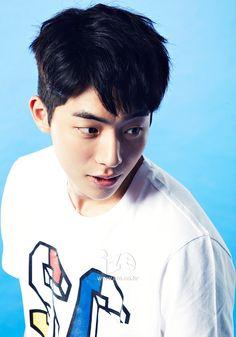 Nam Joo Hyuk - ize Magazine July Issue '14