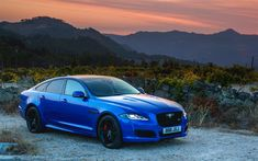 Download wallpapers Jaguar XJR575, 4k, 2017 cars, tuning, offroad, Jaguar