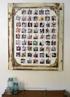 framed pics