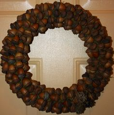 We've got a whole lot of acorns and pine cones left over from collecting for the faerie family , so we've been looking for ways to use the...
