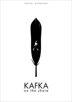 Kafka on the Shore by Haruki Murakami - book cover art