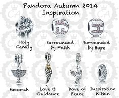 Charms Addict | Pandora Autumn 2014 Complete Preview...love the love  guidance charm.