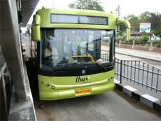 Indore, India's new iBus!