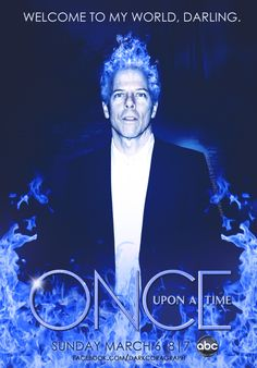 OUAT Season 5 - Once Upon A Time Fan Art (39220498) - Fanpop | The blue hair... Honesty I laugh like a mad man every time