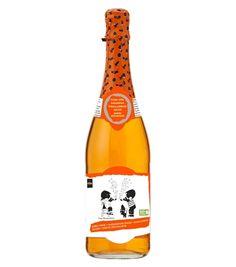 Jip en Janneke oranje bubbels: niet alleen lekker voor kinderen.